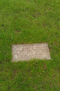 Samuel Morse Grave