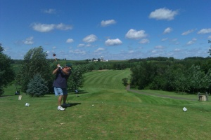 Badlands Golfing